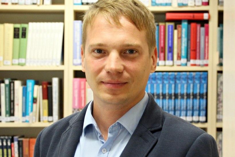 Martin Mölder | Otsides nende valimiste teemat