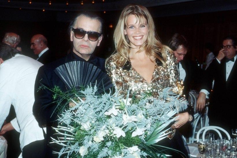 FOTOD   Pisarate meri uputab sotsiaalmeediat: vaata, kuidas staarid Karl Lagerfeldi leinavad!