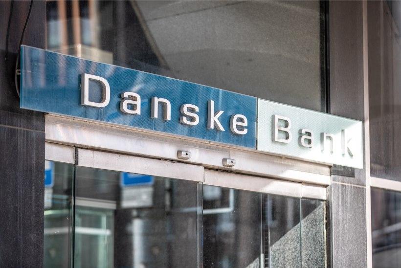 Finantsinspektsioon sulgeb Danske panga Eestis