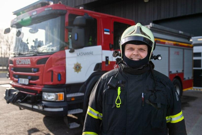 1000 TASUTA TÖÖTUNDI AASTAS: raadiohääl Andres Puusepp kustutab tulekahjusid