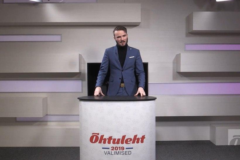 90 SEKUNDIGA RIIGIKOKKU | Ruuben Kaalep: tahame taastada tõelise Eesti iseseisvuse