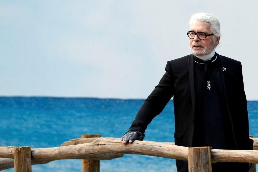 KURB UUDIS: lahkus moekeiser Karl Lagerfeld