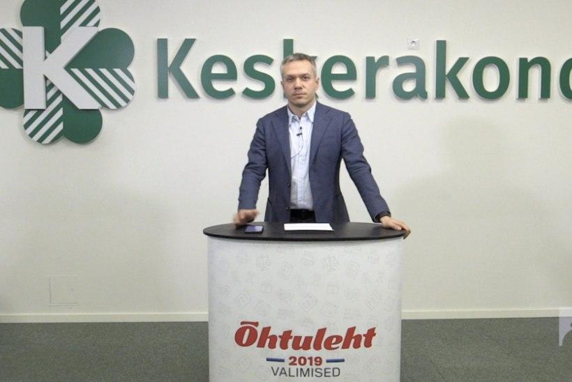 90 SEKUNDIGA RIIGIKOKKU   Andrei Korobeinik: ma tahan, et Eesti lastel ei oleks halli passi