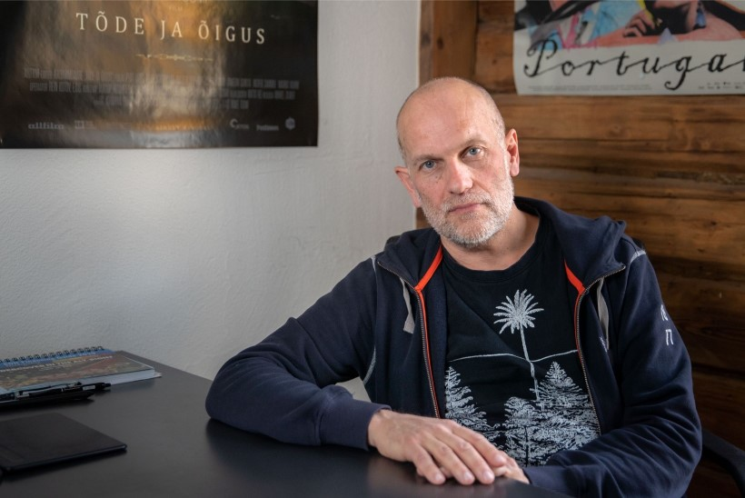 """Ivo Felt: loodan, et """"Tõest ja õigusest"""" saab kultusfilm nagu """"Kevade"""" või """"Viimne reliikvia"""""""