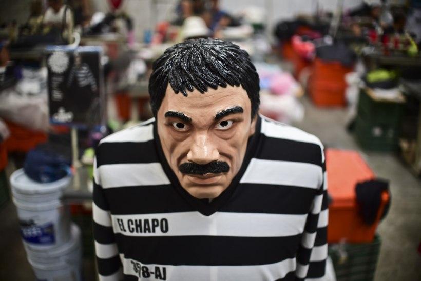 VIDEO | Narkoparun El Chapo põgenemine Altiplano vanglast