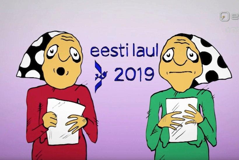 """MIND PETETI! Kosmosemuttide autoril hakkas häbi, nähes oma tegelasi """"Eesti laulu"""" vaheklippides"""