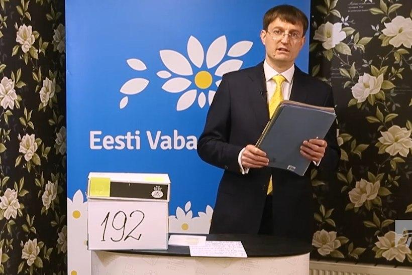 90 SEKUNDIGA RIIGIKOKKU | Kaido Väljaots: Eesti riigis võiks olla rohkem demokraatiat ja rahvahääletusi