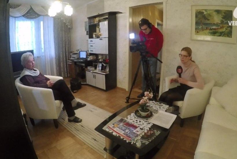 """ARVA ÄRA! Mitu korda oli Kanal 2 ekraanile kolinud """"Kuuuurija"""" esimeses osas näha TV3 mikrofon"""