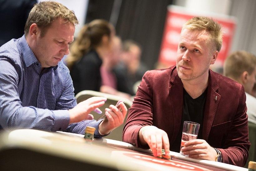 GALERII | Eesti kuulsused paljastasid oma pokkerinäod