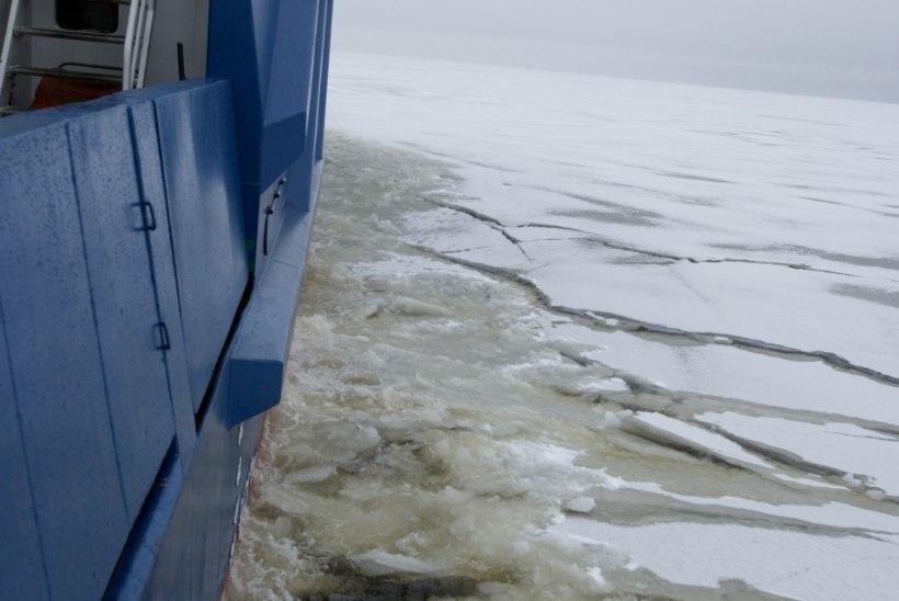 Pärnu lahelt päästeti 42  hättajäänud kalameest