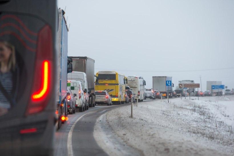 Riik jagab kohalikele omavalitsustele teede hoiuks ligi kuus miljonit eurot