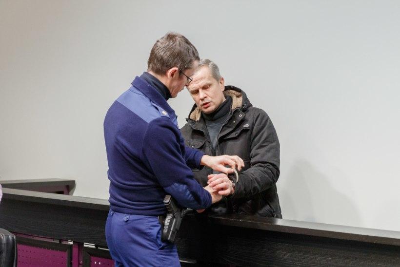 PÄRANDITÜLI LÕPP: vanema venna läbi ukse surnuks tulistanud meest ootab üheksa aastat vanglat