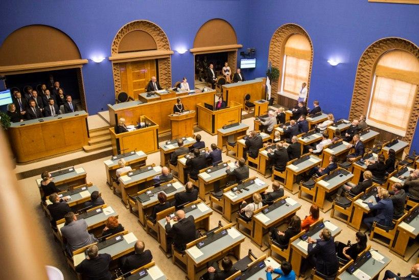 Luukered minevikust, mis kõigutavad riigikogulaste tooli