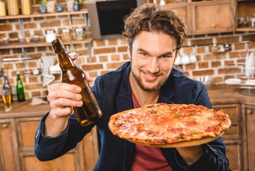 Kümme toitu, mis õllega hästi sobivad