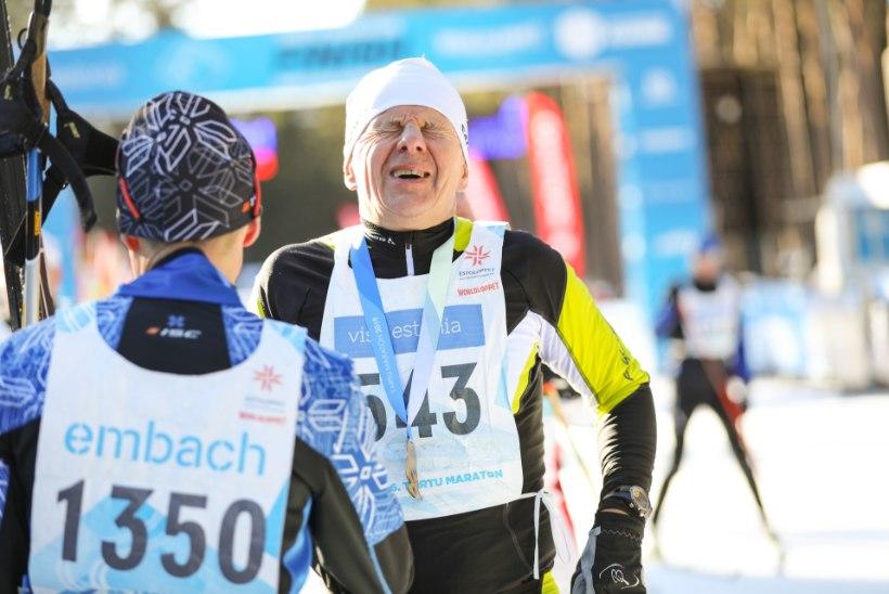 Sport on saatanast: Jürgen Ligi murdis maratoni sõites roide ja vigastas kopsu