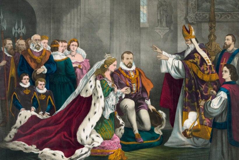 Kuningannal pea maha – Mary Stuarti ambitsioonikas lugu