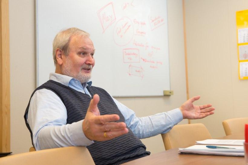 Akadeemik Mart Ustav: teadusele antud raha kulub pangalaenudele, remondiks jne. Probleem on, et inimesed, kes laboris töötavad, on ikka rahastamata