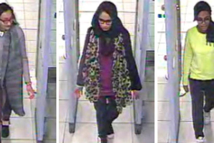 ISISe pruut ei mõista, mida ta valesti tegi ja tahaks nüüd Suurbritanniasse tagasi tulla
