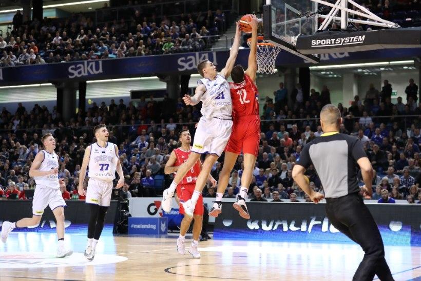 VIDEO ja GALERII | NAD TEGID SEDA TAAS! Metsikult võidelnud Eesti korvpallikoondis alistas suure Serbia!