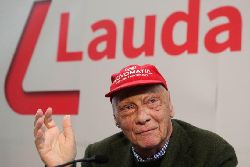 MÄLUMÄNG | Vormelilegend Niki Lauda