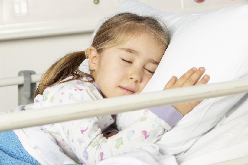 Gripp on viinud sel hooajal haiglasse ligi tuhat inimest
