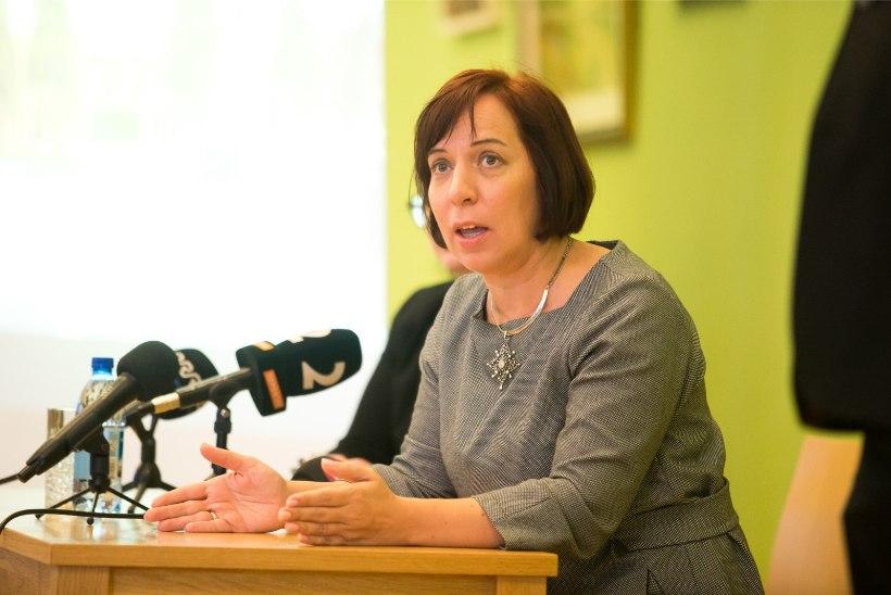 Mailis Reps teeb valitsusele ettepaneku muuta Kohtla-Järve riigigümnaasium ainult eestikeelseks