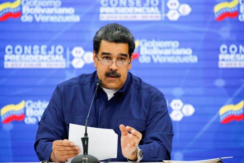 VENEZUELA KRIIS: marus Maduro sulgeb piiri Brasiiliaga, ähvardab Colombiaga sama teha