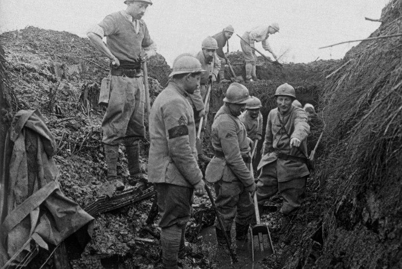 Seitse asja, mida sa tõenäoliselt Verduni lahingu kohta ei teadnud