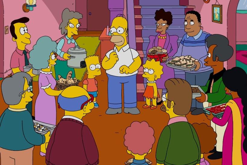 Repliik | Perekond Simpsonid võib veel maailma päästa