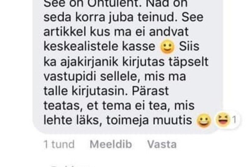 NETIKIUS: kassidele annetuste koguja terroriseerib ajakirjanikku