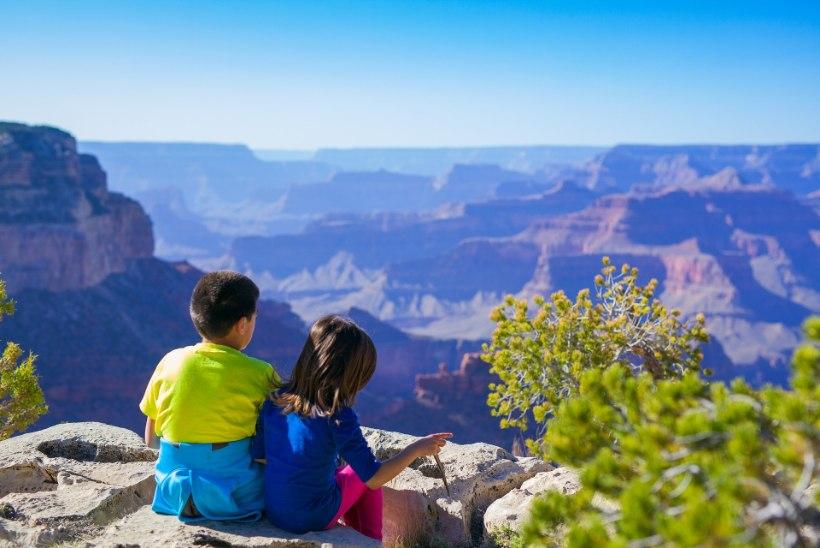 KOOLIVAHEAJAL VÄLISMAALE: viis meelespead lastega reisimisel