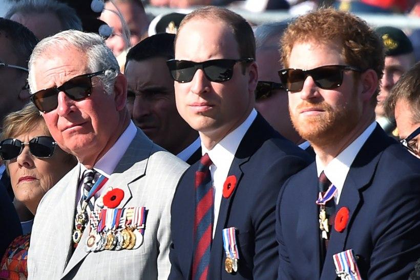 Harry või William? Loe, kumb poeg on prints Charlesi lemmik!