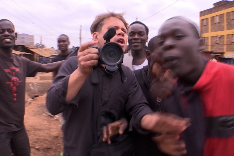 Ken Saan: jalgpall päästis Keenias mu elu