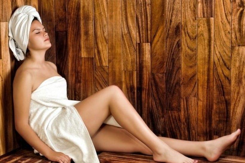 JAH VÕI EI? Vaata, kas tõbisena ikka maksab sauna minna?