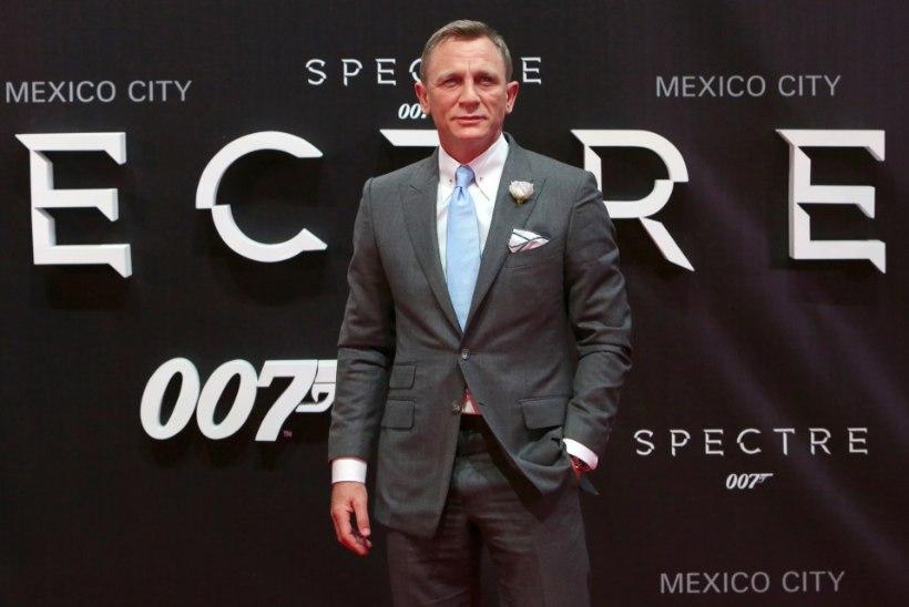 Uue Bondi-filmi tööpealkiri äratab hämmeldust
