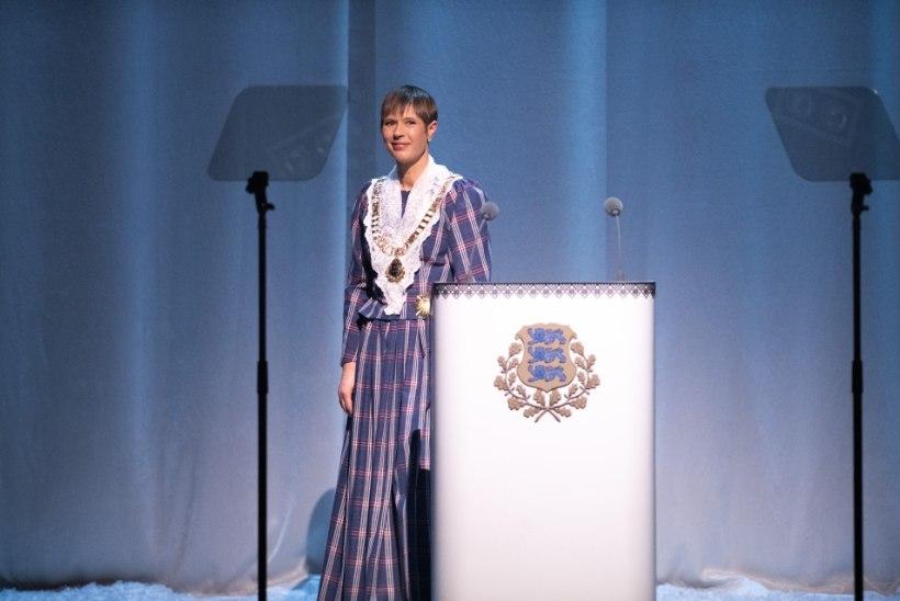 """President Kaljulaid aastapäeva kõnes: """"Mul on kahju, et internet on täis emakeelset vägivalda."""""""