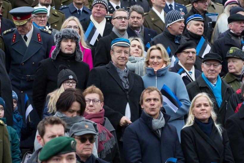 FOTOUUDIS | Ameerikast on kodumaal käimas ka Toomas Hendrik ja Ieva Ilves