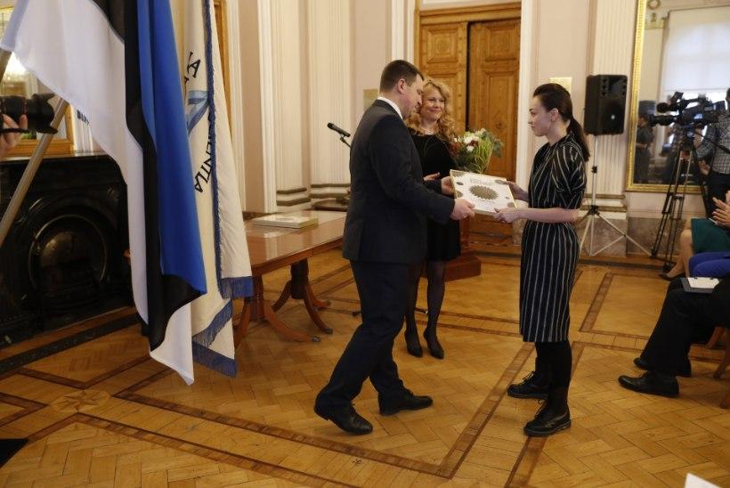 GALERII | ILUSAD JA ANDEKAD INIMESED: Jüri Ratas andis üle kultuuripreemiad