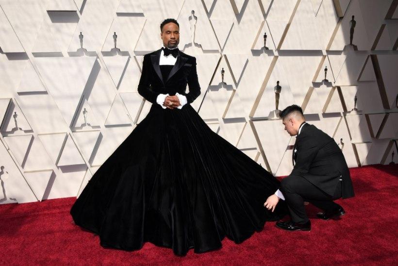 Oscarite kleidikuninganna tiitel läheb... meesterahvale!