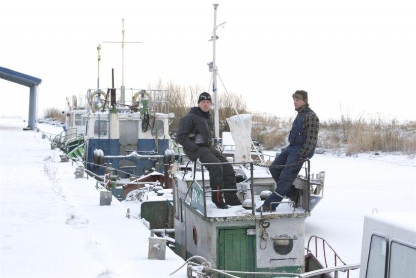 Kalurid näevad kalapüügiseaduse muutmise algatuse taga suurte ettevõtjate huve