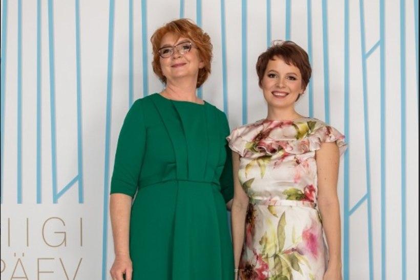Yana Toom: vastuvõtukleidi kanga tõin tütrele Brüsselist