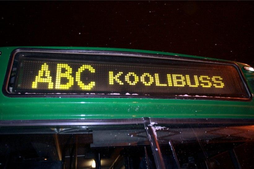 VIDEO | Koolibussides võib muutuda turvavöö kohustuslikuks