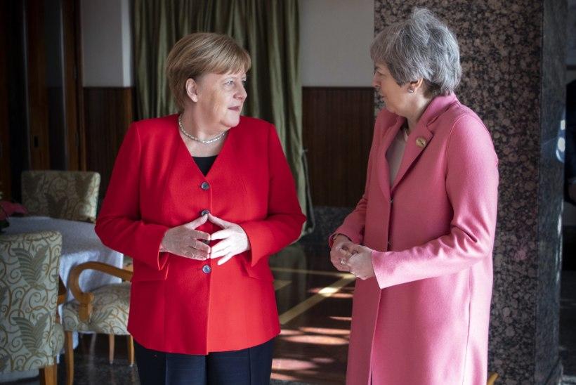 INGLISE AJALEHT: Euroopa Liit lükkaks meelsasti Brexiti 21 kuud edasi
