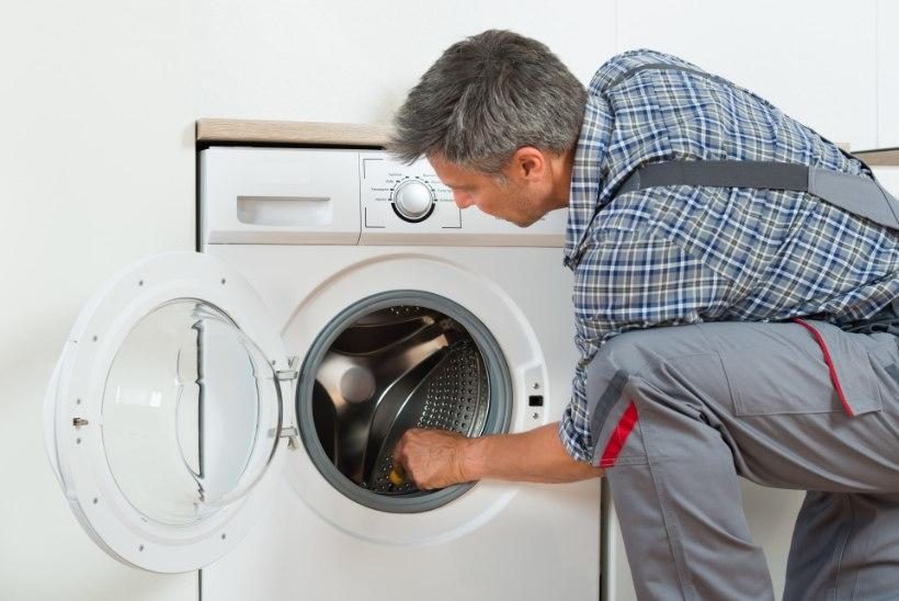 Märgid, mis näitavad, et su pesumasin on otsi andmas