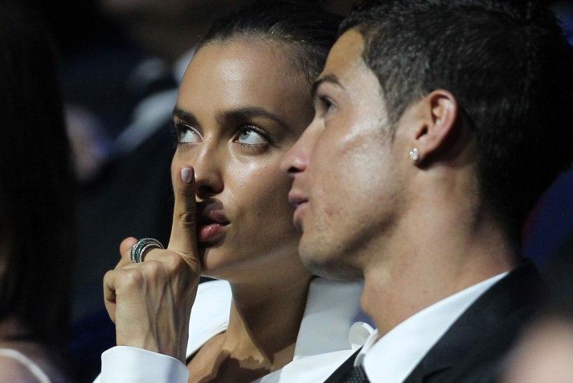 KUUM VÕITLUS! Kas Lady Gaga teeb Ronaldo endisest pruudist üksikema?