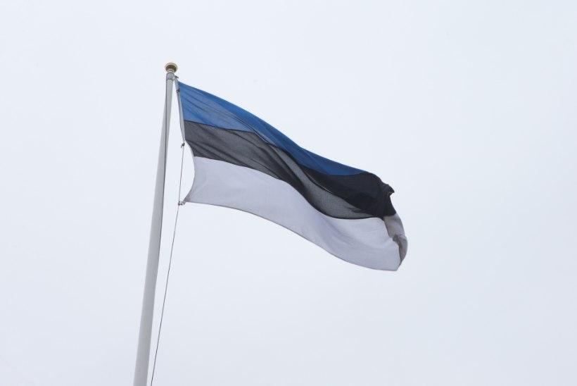Narvas varastati riigi sünnipäeval koolilt lipp