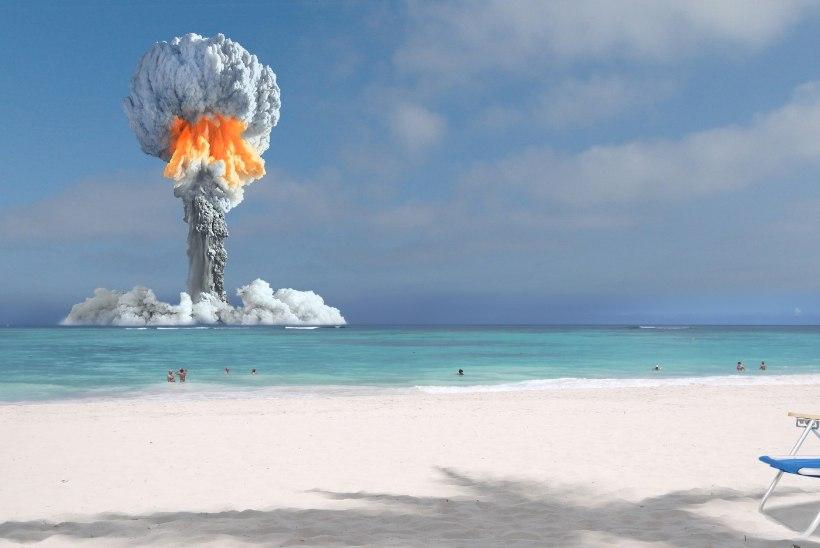VIDEO | Mille poolest erinevad aatomipomm ja vesinikupomm?