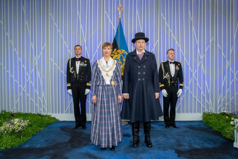 TELETOP | Vabariigi presidendi vastuvõttu vaatas telerist üle 300 000 inimese!