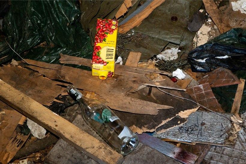 ÕL VIDEO JA GALERII | Kullisilmne vabatahtlik paljastab tühjade majade ohtlikke saladusi