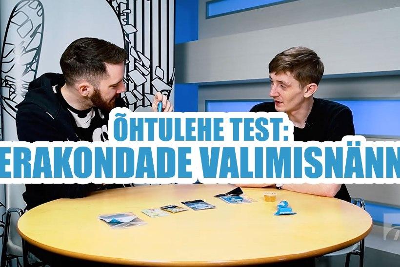ÕL VIDEO | Erakondade valimisnänn: Sikkuti huulepulk, Ossinovski plaastrid, Ratase salvrätikud – mille eest annaksid oma hääle sina?